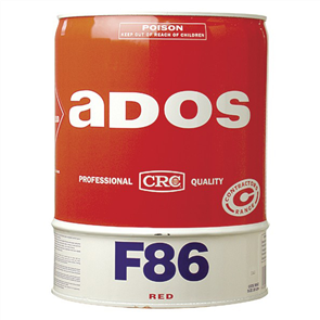 ADOS F86 Contact Adhesive Red 20 litre