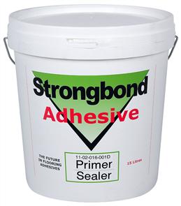 Strongbond Adhesive Primer/Sealer 15 Litre