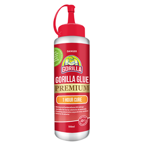Holdfast Gorilla Glue Express Adhesive 1 hour 500 ml