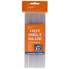 Holdfast Glue Sticks Hot Melt - 10 per bag
