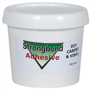 Strongbond DIY Carpet & Vinyl Adhesive 500ml