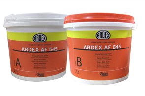 Ardex AF545 Heavy Duty Epoxy 4 Litre kit