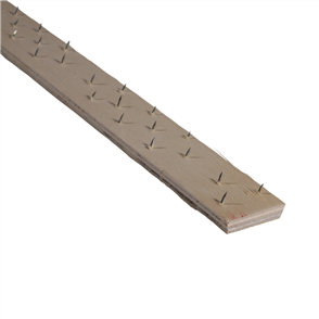 Strongbond Architectural Carpet Tack Strip 7.5mm Plain
