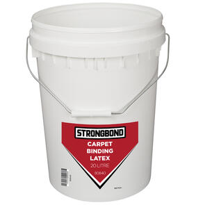 Strongbond Carpet Binding Latex 20 litre
