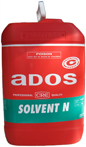Ados Solvent N Adhesive Cleaner and Thinner 20 Litre