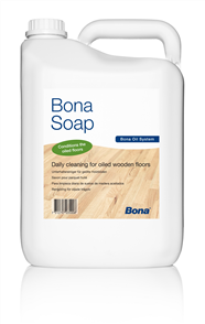Bona Soap for Oiled Wooden Floors 5 Litre
