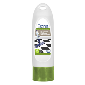 Bona Stone, Tile, and Laminate Cleaner Refill 0.85 Litre