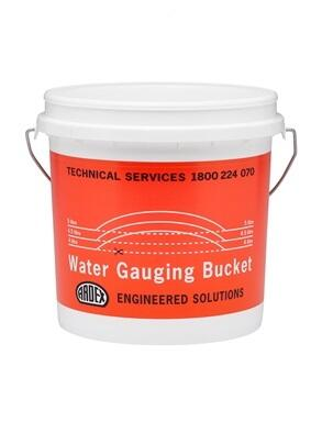Ardex Gauging 5 Litre Water Bucket