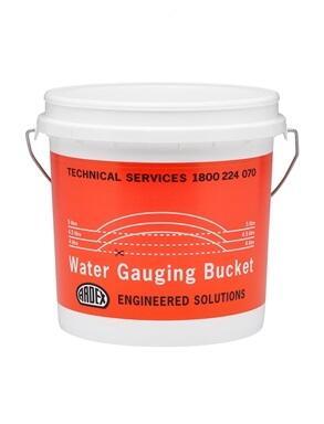 Ardex Gauging 5 Litre Water Bucket