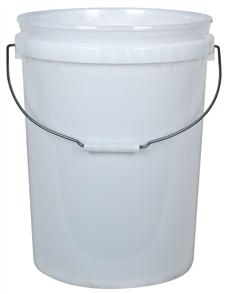 Natural 20 litre Empty Pail