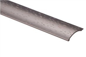 Strongbond Champagne Hammered Coverstrip 7651.LL Aluminium Floor Trim 2.44m