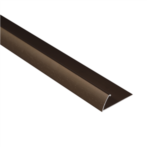 Strongbond Bronze Hammered 9113.L20 Pinless Naplock Floor Trim 2.44m