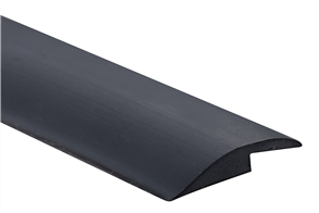 Roberts Wall Capping Strip 15-meter roll RWC Dark Grey PVC Extrusions.