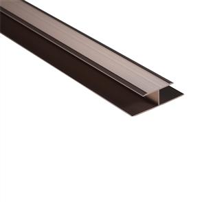 Roberts Bronze Senior Expansion 50.E25B Joint Cover Aluminium Floor Trim 3.3m