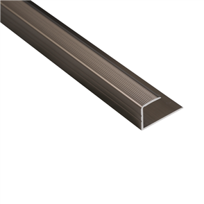 Roberts Bronze Senior 50.E20B End Aluminium Floor Trim 3.3m