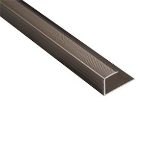 Roberts Bronze Senior 50.E20B End Aluminium Floor Trim 3.3m