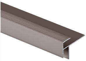 Roberts Junior Stair Nosing 50.E15B Aluminium Floor Trim 3.30m