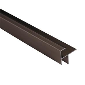 Roberts Bronze Senior 50.E13B Stair Nosing Aluminium Floor Trim 3.3m