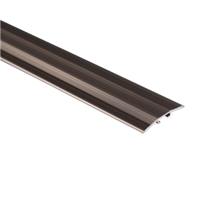 Roberts Bronze Senior 50.E12B Laminate Cover Aluminium Floor Trim 3.3m