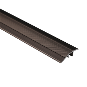 Roberts Bronze Senior 50.E16B Ramp Aluminium Floor Trim 3.3m
