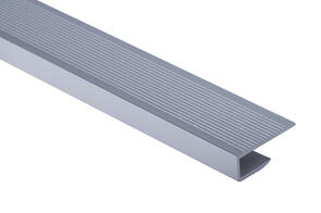 Roberts Junior 50.E17 End Aluminium Floor Trim 3.3m
