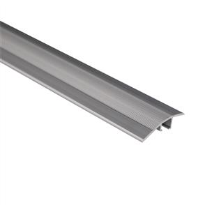 Roberts Silver Senior 50.E16S Ramp Aluminium Floor Trim 3.3m