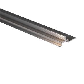 Roberts Natures Edge 40TK 15mm Floor-Lok Aluminium Floor Track 3m
