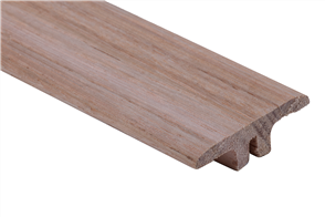 Roberts 40TM Natures Edge Unfinished T Mould Wooden Floor Trim 3000mm