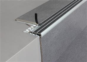 Tredsafe Stairnosing Ceramic AA351 Tile (sold per metre)