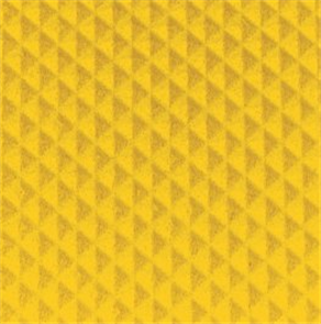 Tredsafe DiamondTred Signal Yellow Insert Various Sizes (sold per metre)