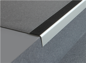 Tredsafe AA109 Stairnosing Vinyl Stairs (sold per metre)