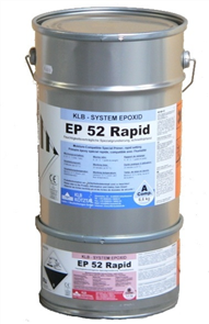 KLB EP 52 Rapid Moisture Barrier/Primer 10 kg kit
