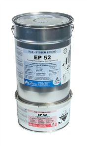 KLB EP 52 Moisture Barrier and Primer 10 kg kit
