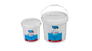 KLB EP 705E Clear Epoxy Matt 10 kg kit