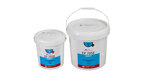 KLB EP 705E Clear Epoxy Matt 5 kg kit
