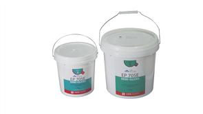 KLB EP 705E Clear Epoxy Semigloss 10kg kit