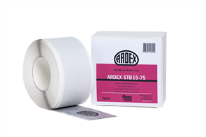 Ardex STB Tape 75mm x 15 metre roll