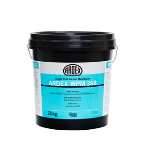 Ardex WPM 368 Single Part Barrier Membrane - 20 kg