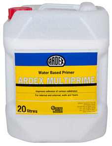 Ardex Multiprime - Water Based Primer 20 kg