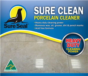 Sure Seal Sure Clean Porcelain Cleaner 1 Litre
