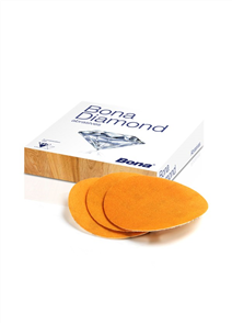Bona Diamond Abrasive Sanding Discs 150mm (Grit 80)
