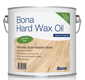 Bona Hard Wax Oil Silkmatt 2.5 Litre