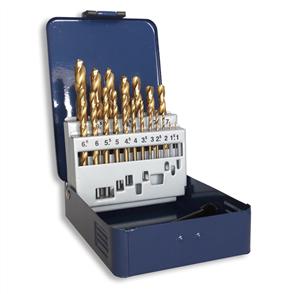 Tusk Metal Drill Bits MHSS 19 pieces