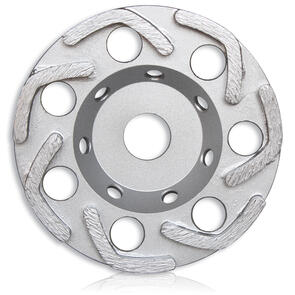 Tusk L Row Cup GLC  Grinding Wheel
