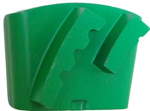 Tusk 2 Segment Grinding GEZS NF Shoe 100 - 120 Grit