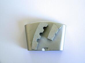 Tusk Segment GEZS NF EZ Shoe 80 - 100 grit (fits HTC)