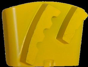 Tusk 2 GEZS NF  Segment Grinding Shoe 200 Grit