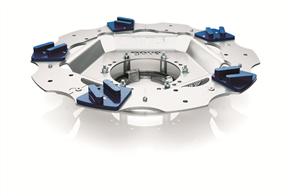 Bona 312550 Flexisand Diamond Holder Plate + 5 Diamond Segments