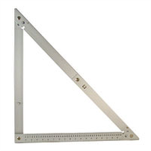 Bon 21-359-B9 Aluminium Tri-Fold Paver Square 24-inch