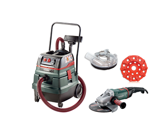 Metabo Vacuum Grind Package ASR50